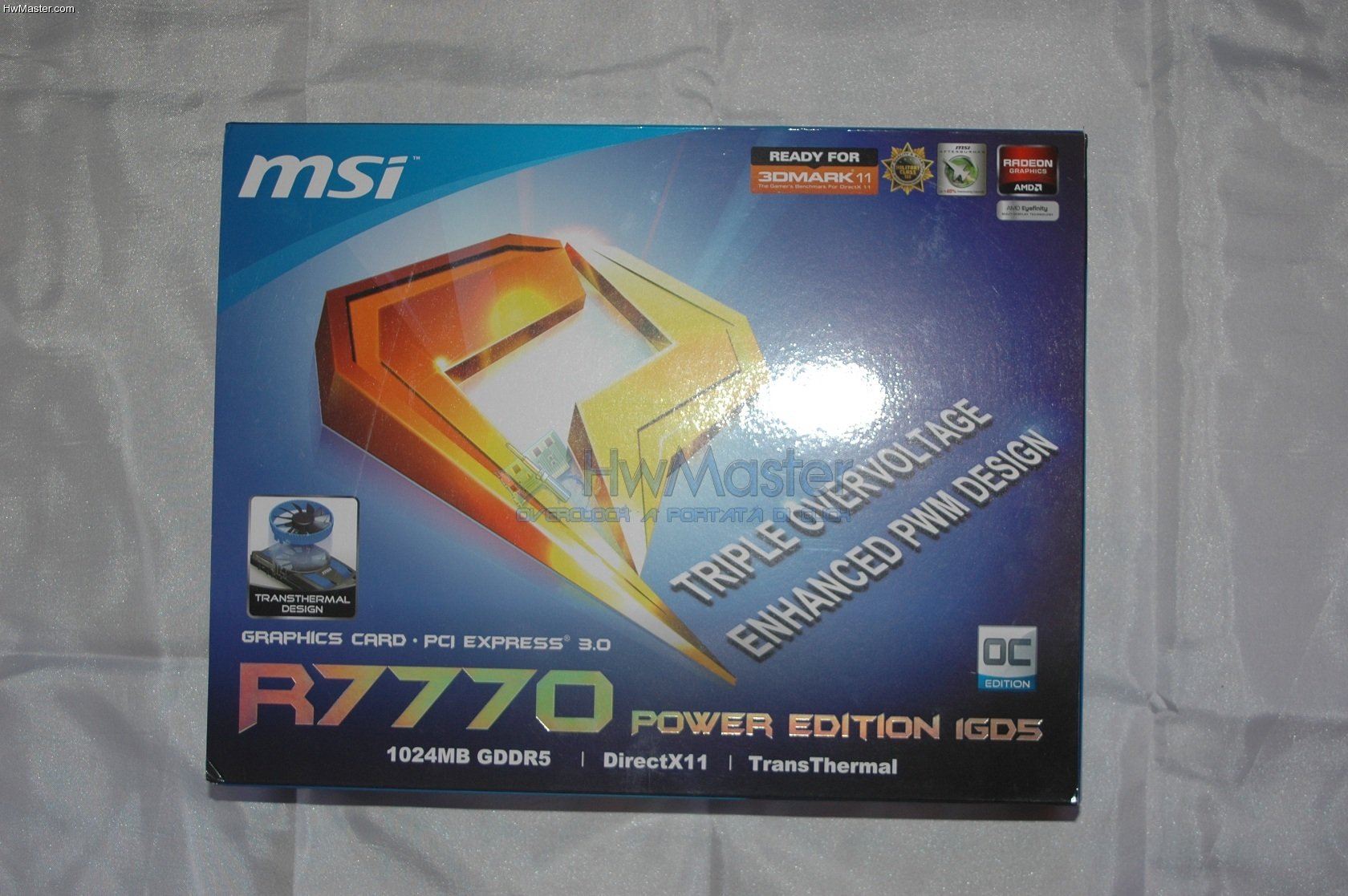 Recensione MSI R7770 Power Edition OC: Cape Verde XT alla prova