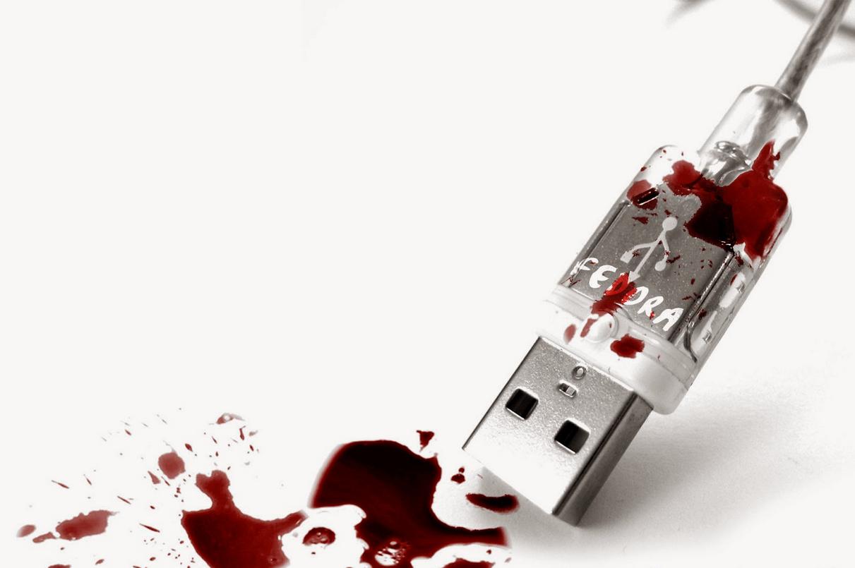 Virus chiavetta USB